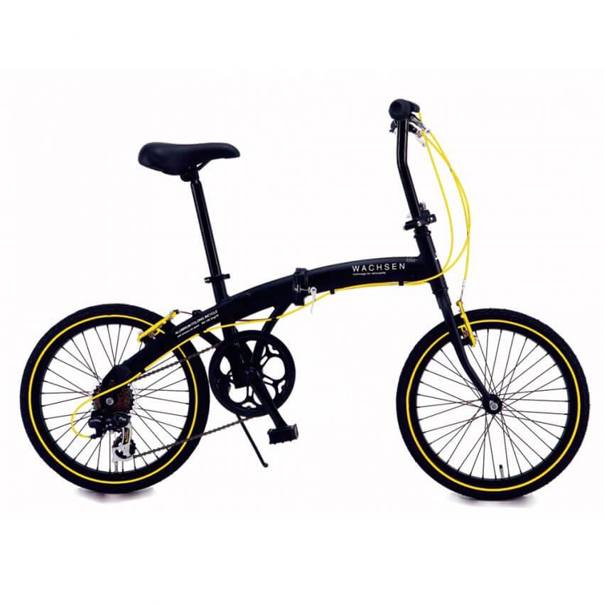 アングリフ_折りたたみ自転車