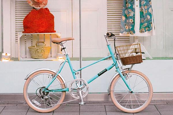 通勤自転車で女性におすすめのミニベロ