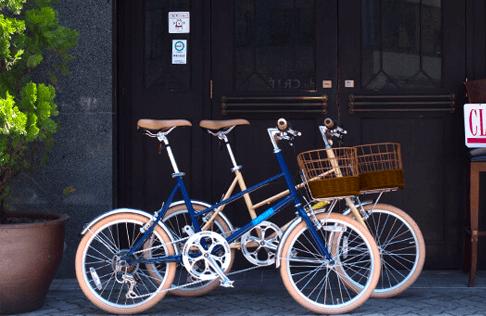 通勤自転車_ミニベロ