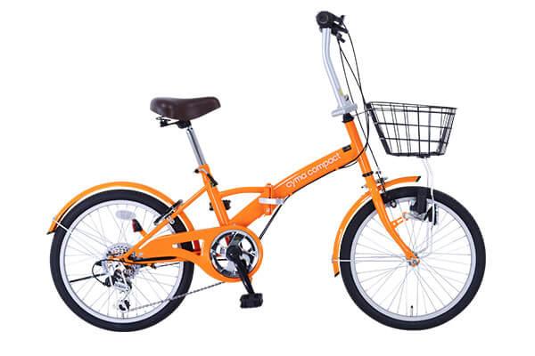 cyma compact_折りたたみ自転車
