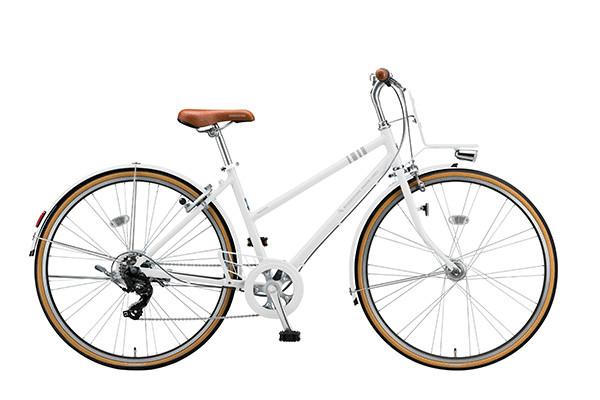 クロスバイク_ブリヂストン_MarkRosa7S_ホワイト