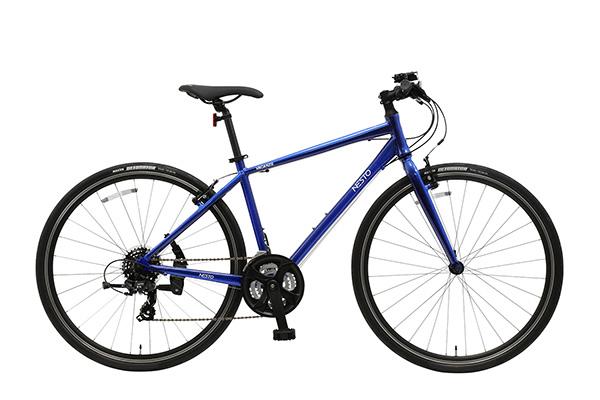 クロスバイク_NESTO_VACANZE1-K_ブルー