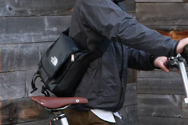 自転車用バックパック