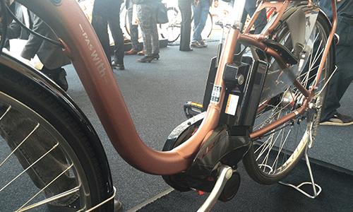 ヤマハの電動アシスト自転車試乗イベント