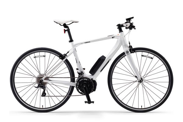 電動アシスト自転車のクロスバイクタイプ