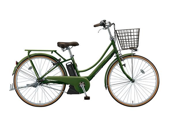 電動アシスト自転車のママチャリタイプ