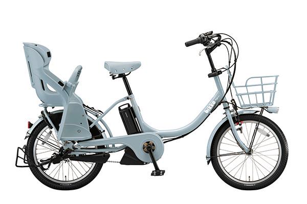 電動アシスト自転車の子供乗せタイプ