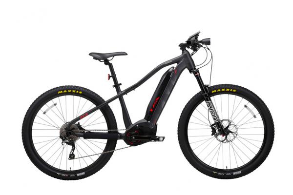 電動アシスト自転車のMTBタイプ