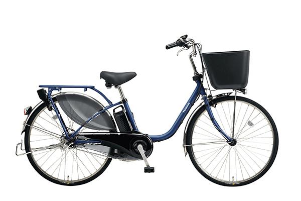 電動アシスト自転車_パナソニック_ビビ・KD