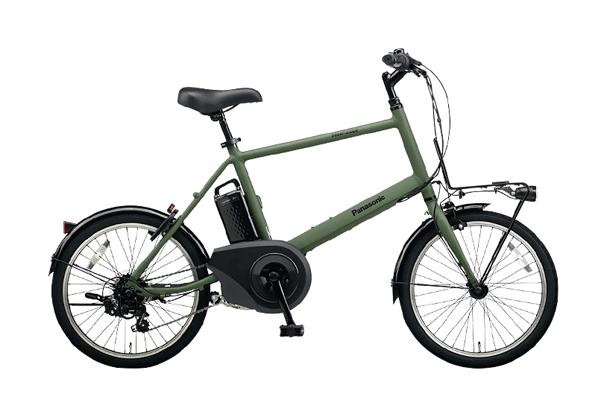 電動アシスト自転車_パナソニック_ベロスターミニ