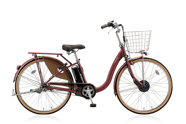 電動アシスト自転車_ブリヂストン_フロンティアデラックス