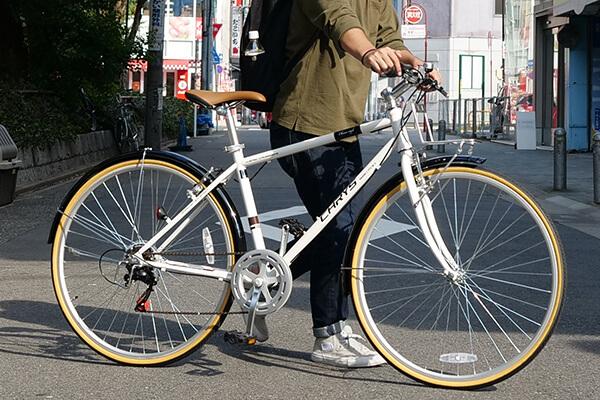 通勤用クロスバイク