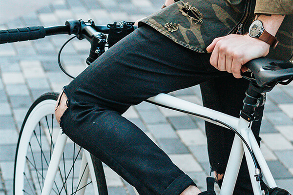 街乗りクロスバイク