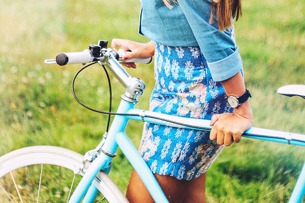 女性はどんなクロスバイクを選べばいい?