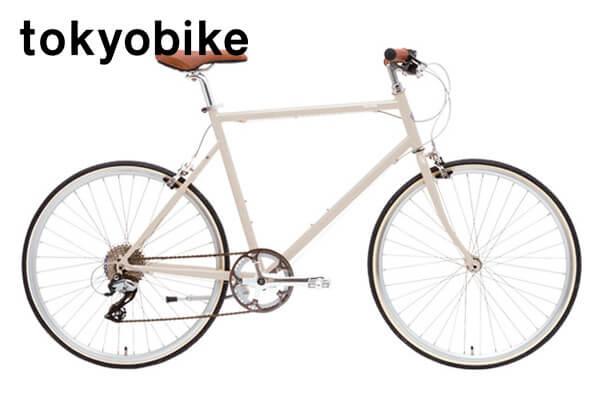 トーキョーバイク TOKYOBIKE